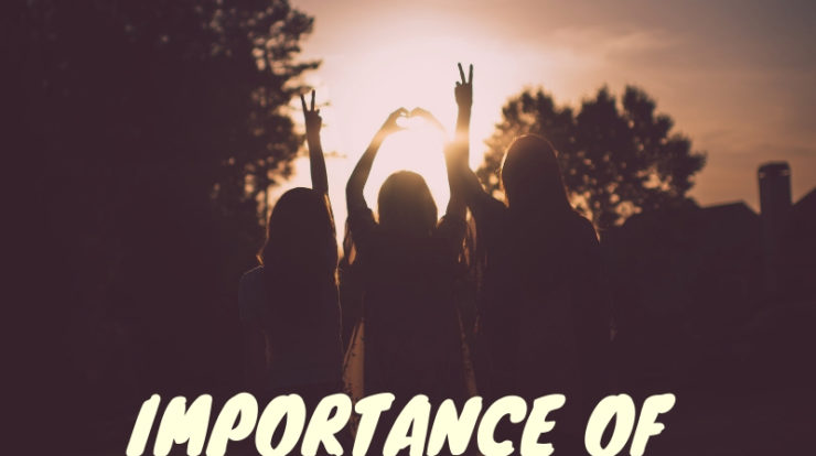 importance of friendship
