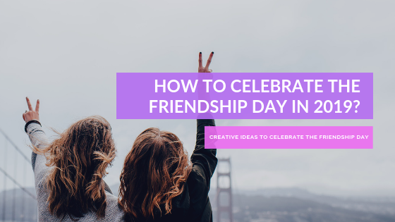 celebrate the friendship day
