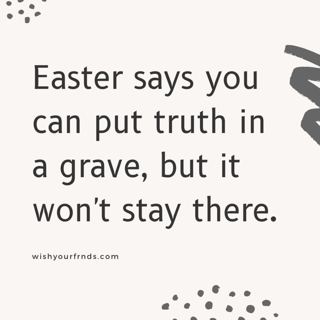 easter quotes inspirational