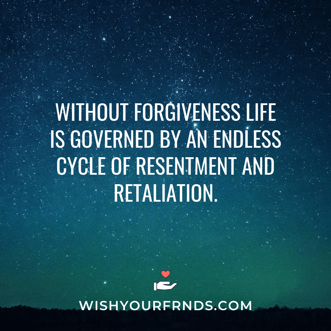 Forgiveness Quotes From Bible