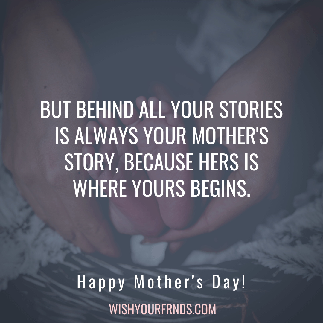 Mothers Day Quotes Short