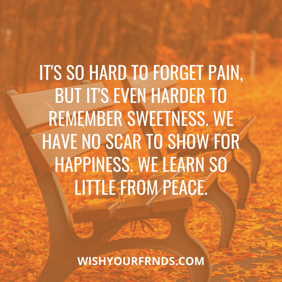 in pain quotes