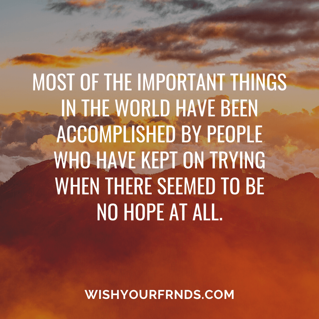 Quotes About Hope in Bible