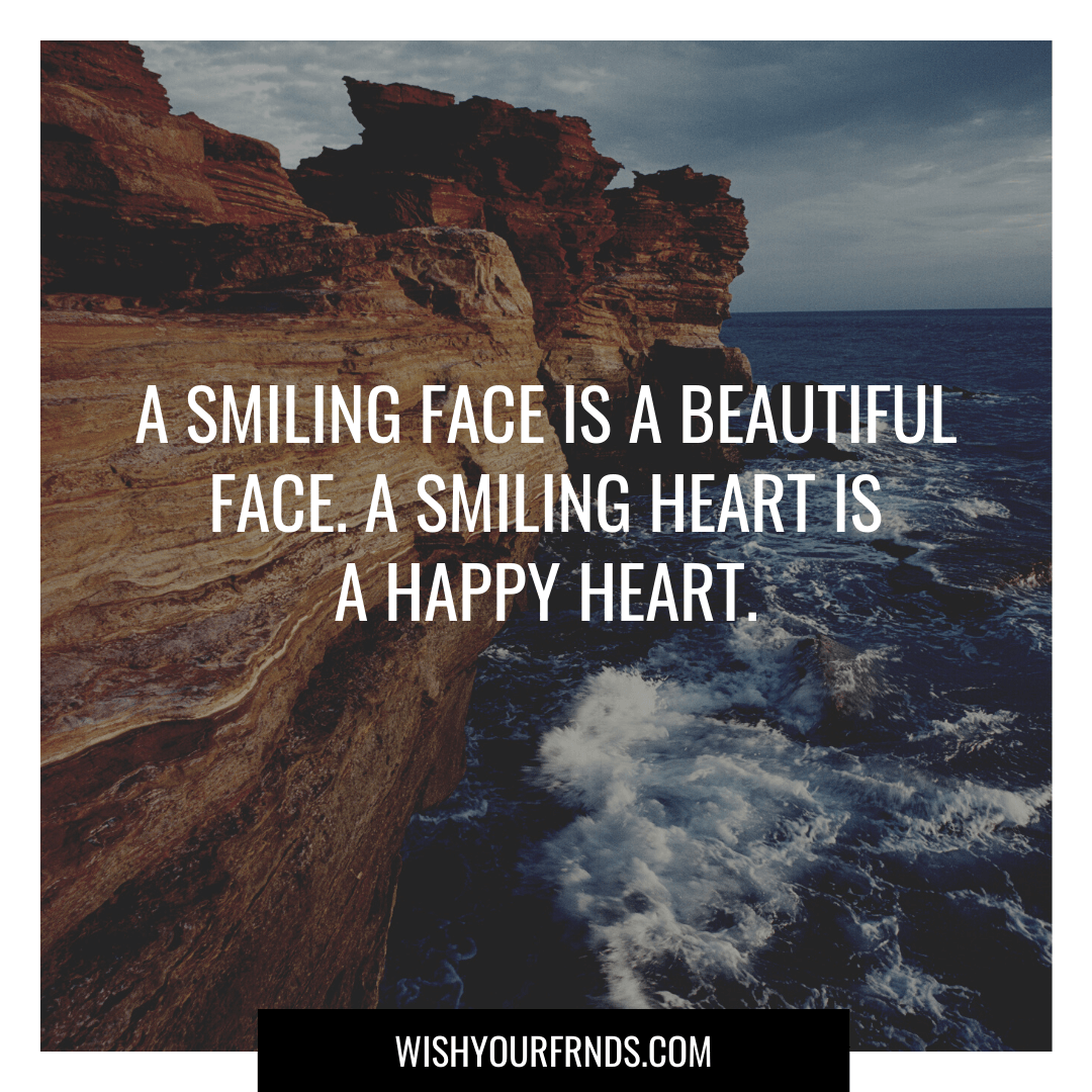 Quotes on Your Smile