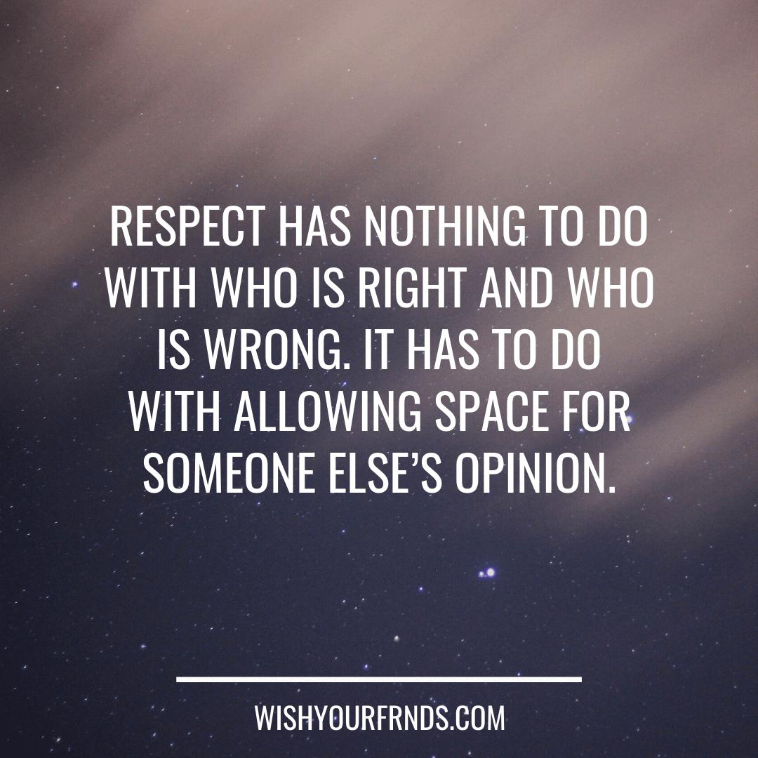 Respect Elders Quotes