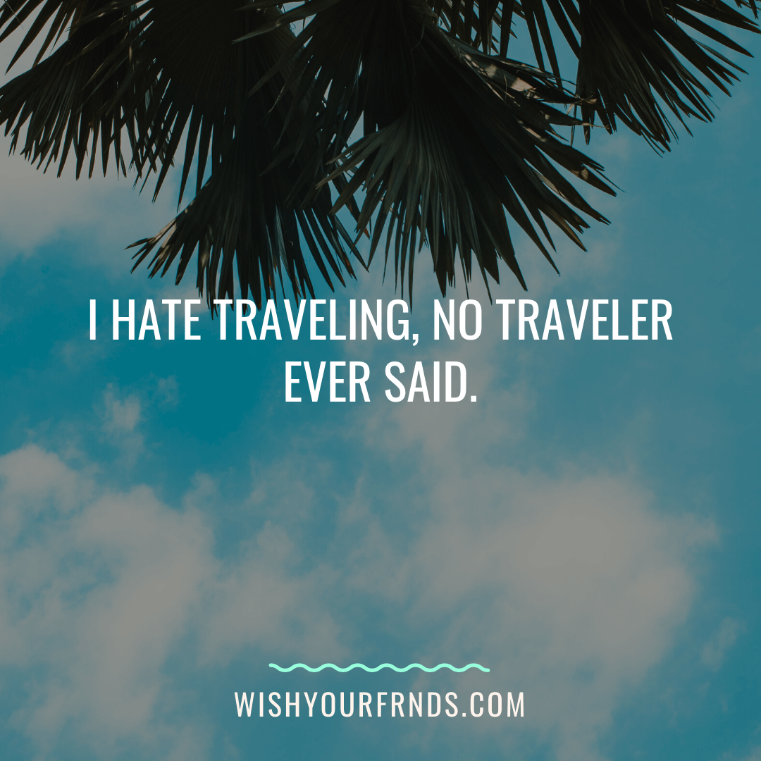 Short Funny Travel Quotes