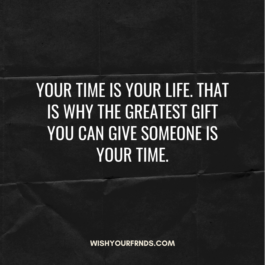 Famous Time Quotes