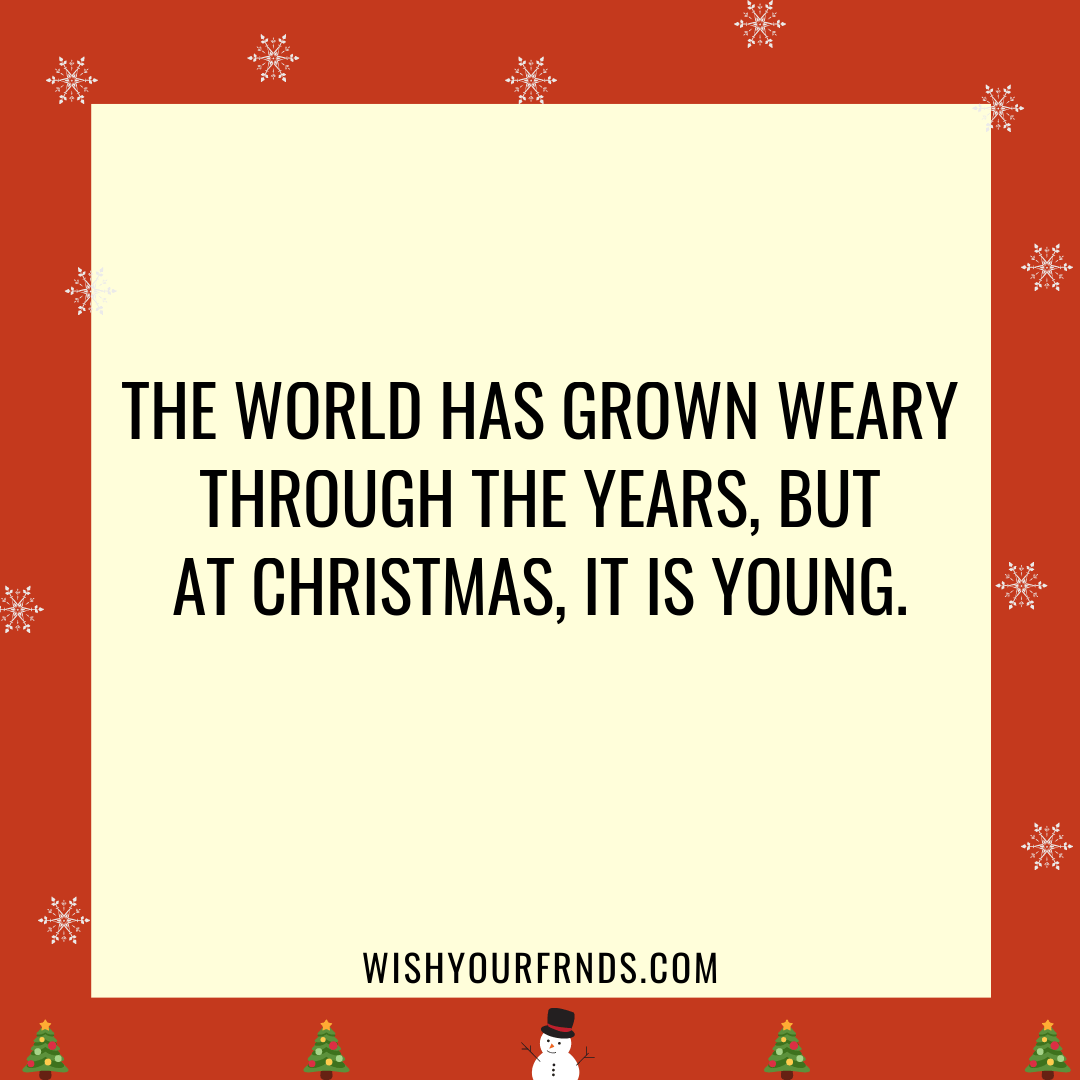 Christmas Quotes about Love